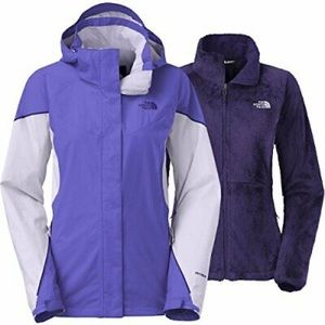 The North Face Boundary Triclimate 3 in 1 Jacket